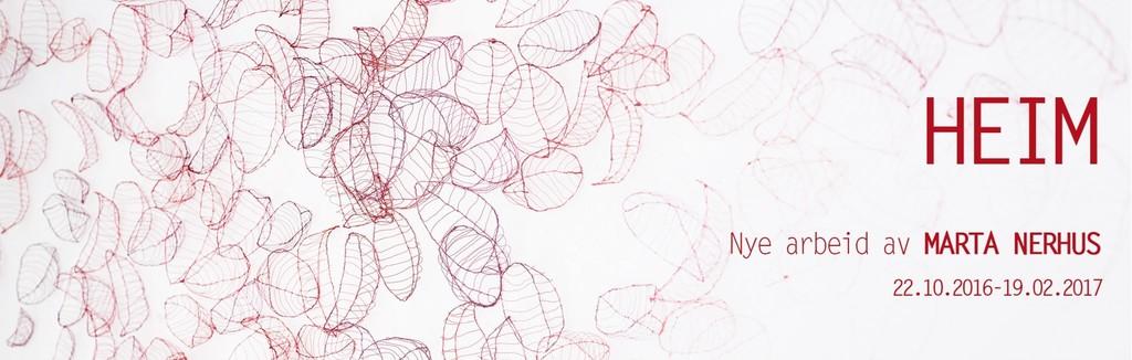 Heim – nye arbeid av Marta Nerhus